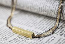 Cinder & Sage Necklaces / Necklaces from cinderandsage.com!
