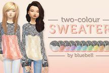 Sims 4 CC Children's Clothing