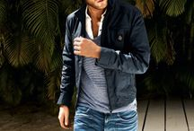 mens style / by Amy Apostolou