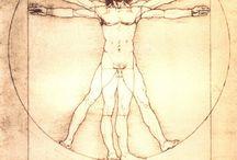 Drawing human body