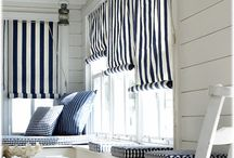Curtains beach house