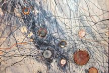 Art - encaustic / by Connie Bird