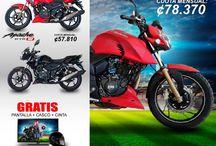 Promociones Motos Costa Rica Junio 2018