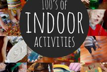 Toddler activities / by Carrie