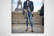 CUADRA en París / Gente utilizando nuestros productos en la capital de la moda: Paris / by CUADRA Lifestyle