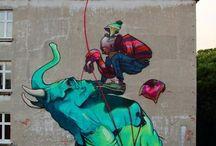 Street and Art / by Filipe Florentino