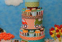 Luc's 1st Birthday Ideas