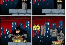 batman komiksy