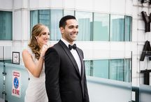 """Love at """"First Look"""" on the Wedding Day"""