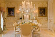 Dining Rooms / by Cheryl Anderson-Sanchez