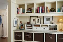 Home Office / Get inspired by these beautiful ideas and create a working space in your home.