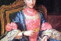 Fashion - 1700s Rococo / by Helene Leschamps