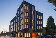 Passive House Projects / Innovative passive house projects with structural thermal breaks.
