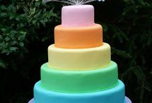 Rainbow Wedding Love / by Justine Anderson