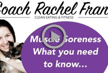Fitness & Health Videos / Videos about fitness and tips for healthy living. / by Rachel Frank