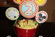 Mickey Mouse clubhouse Birthday / by Cindy McLane