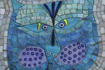 Mosaics: Animals