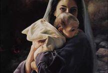 Jesu fødsel - The birth of Jesus