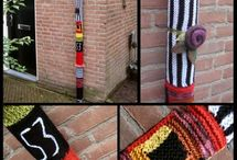 Art  bombing ideas / by Kit Davey