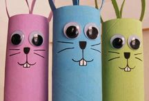 Easter crafts / Easter crafts with children