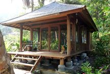 "Bali MET Tiny houses / The M.E.T. (Myth-Eco-Techno) experience is Bali's newest form of sustainable Infotainment tourism. M.E.T. guests come to enjoy the mythology, the sun and the enchanting landscape and technology (past-present-future) everything combined together in the Paradise of the Future. ""Baliphiles"" Guests who stay longer, more frequent, or even live, go for the deeper experience, they explore and absorb.  http://www.professionalnobodies.net/projects/met-tourism/index.html"