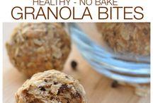 granola baits