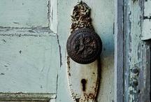 Régi ajtók