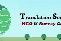 NGO & Survey Companies