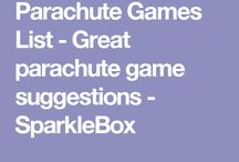 Parashute games