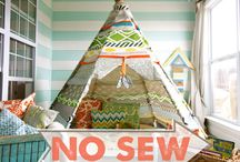 No Sew Projects