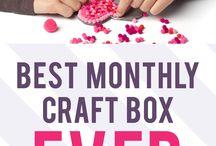 Monthly Craft Box