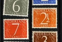 016.   P01.   Postzegels Nederland.