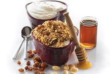 Petits-déjeuners / Les bonnes céréales BIO Comme J'aime