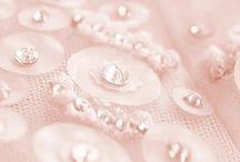 crystals pearls fabric beautiful