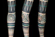Tatuagem de listras