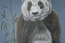 Drawings/Illustrations / All work Copyright Rebe Banasiak, The Brush Hilt and Banasiak Art Gallery.
