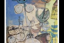 Corneille (Cornelis Van Beverloo, dit) * (Dutch 1922-2010)