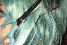 [写真][ 웃 ] Hair / Photography > Human Body > Hair