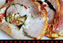 Pork tenderloin / Pork tenderloin