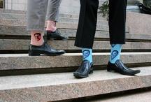 Our socks! / Foot Cardigan Socks!