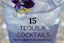 tequila shot coctails