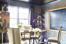Using Metal & Metallics for Accent or Feng Shui
