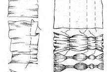 Anyag festés batik