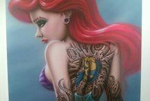 Inked / by Kim Estes