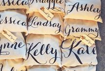 MMP   Bridal Party Board / Gifts and other things for your bridal party!