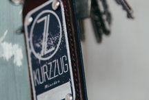 KURZZUG / Die limitierten Taschen aus den ausgemusterten Sitzbezügen der Münchner U-Bahn.