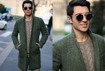Men's Fashion / by Michael McDaniel
