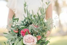 Bouquets / Beautiful blooms and lush greenery
