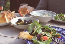 for us - nourishment / food and drink to die for / by Lucy O'Reilly