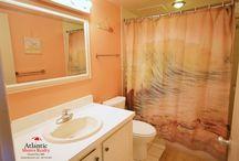 Beach Home Bathrooms